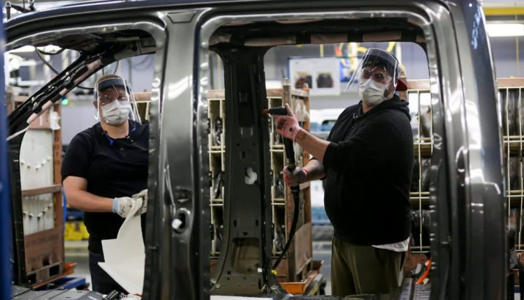 Ford F-150 production cut due to semiconductor chip shortage