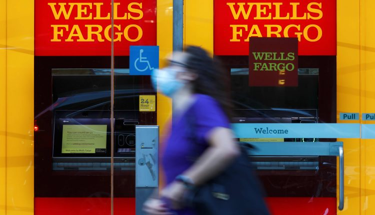 Wells Fargo shares jump after Fed reportedly approves bank's overhaul