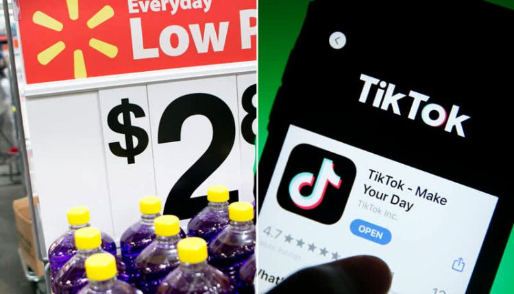 Walmart's use of TikTok will likely continue, even if Oracle