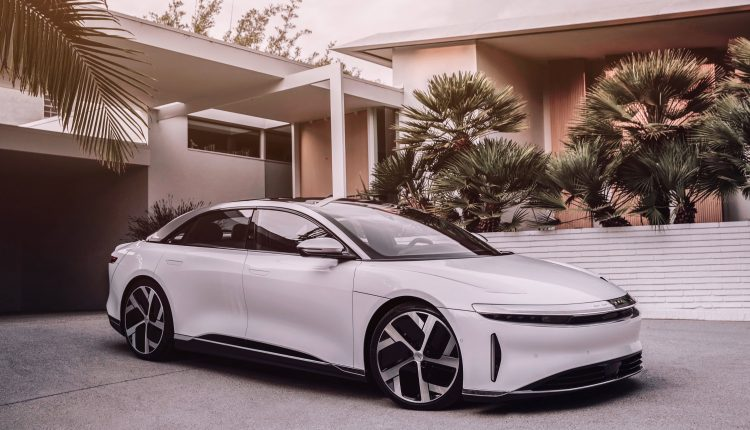 Electric vehicle firm Lucid Motors to go public in $11.8
