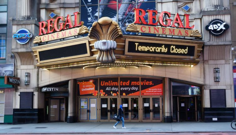 Movie theaters in New York City can open in March