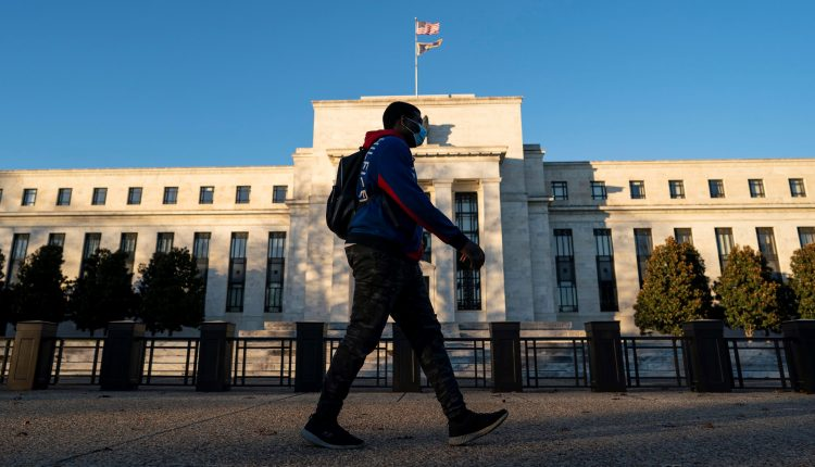 Fed officials see economy 'far from' where it needs to