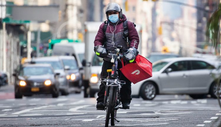Gig workers vs. companies like Uber, DoorDash: Why the fight