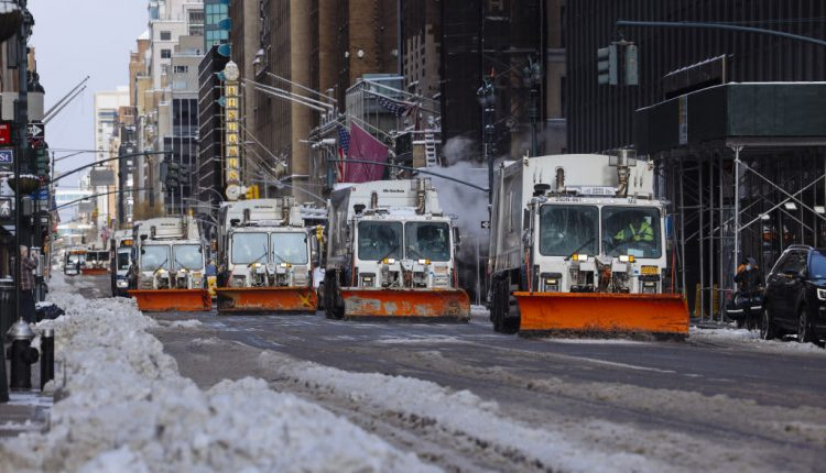 Historic winter storm delays Covid vaccine shipments across the U.S.