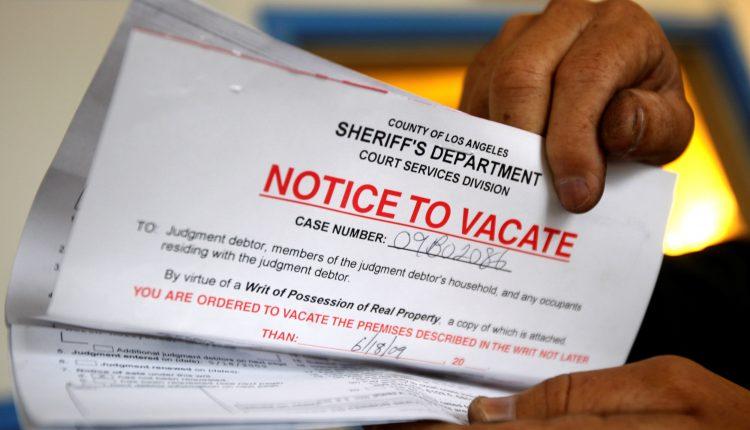 Texas judge finds national eviction moratorium unconstitutional