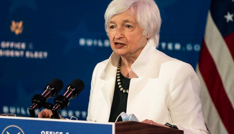 Biden tax hikes would likely phase in slowly, Treasury Secretary