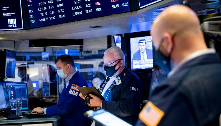Stock futures higher following best week since November