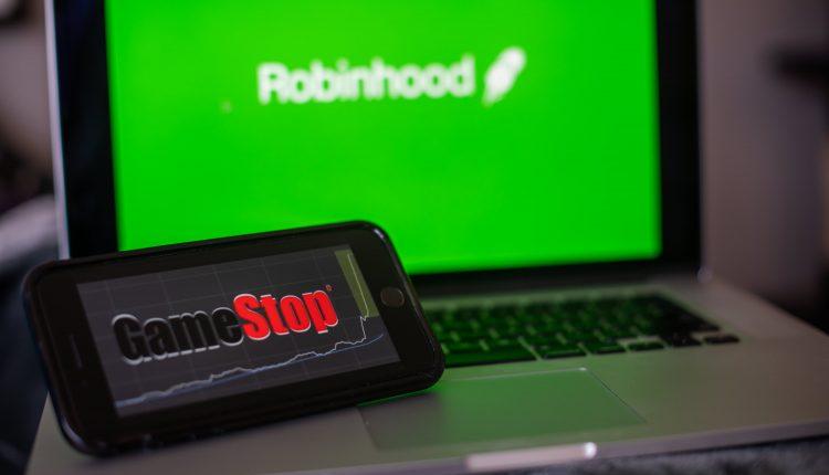 GameStop breaks below $50 a share as short squeeze comes