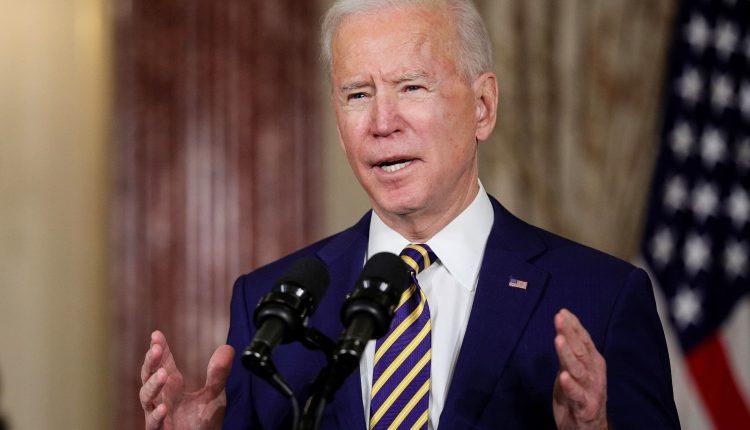 Biden says $15 minimum wage won't survive Covid relief talks
