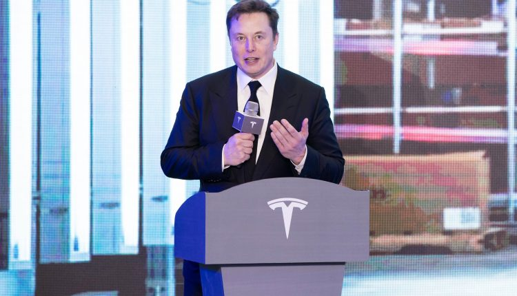 Tesla is sliding again after suffering its biggest fall since