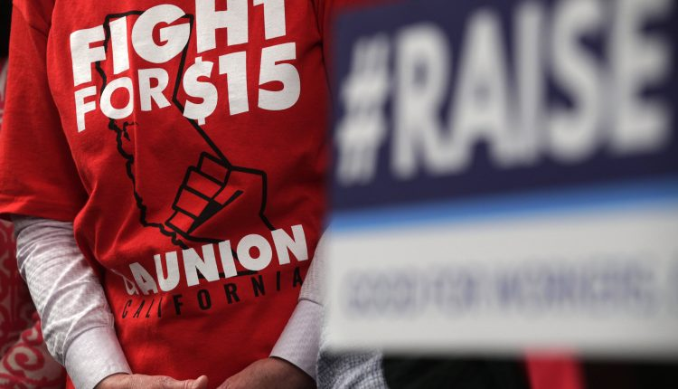 $15 minimum wage won't cover living costs for many Americans
