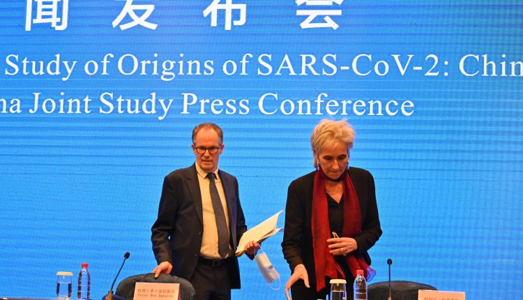 WHO outlines Wuhan findings on origins of Covid pandemic