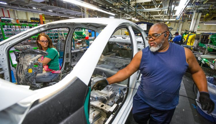 GM extending plant shutdowns at three plants due to chip