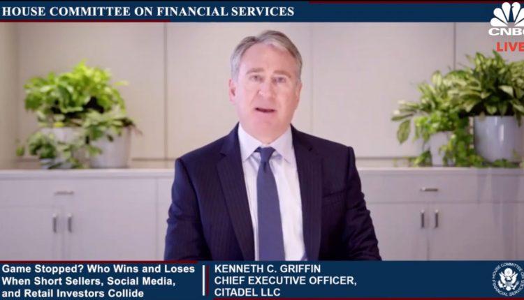 Citadel's Ken Griffin defends controversial Wall Street practice, says firm