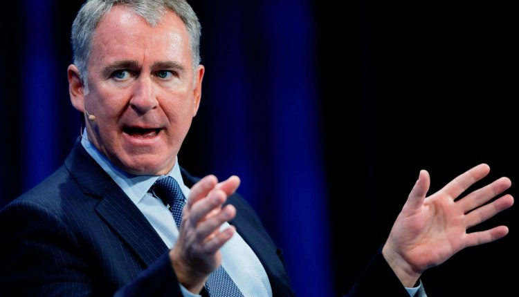 Ken Griffin denies Citadel uses personal information from retail investors