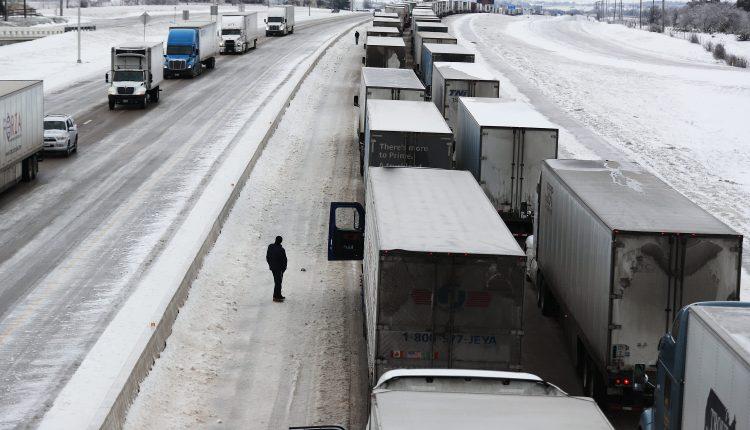 Winter storm delays shipments of 6 million Covid vaccine doses