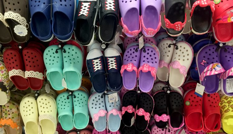 Crocs CEO Andrew Rees optimistic the shoe brand can grow