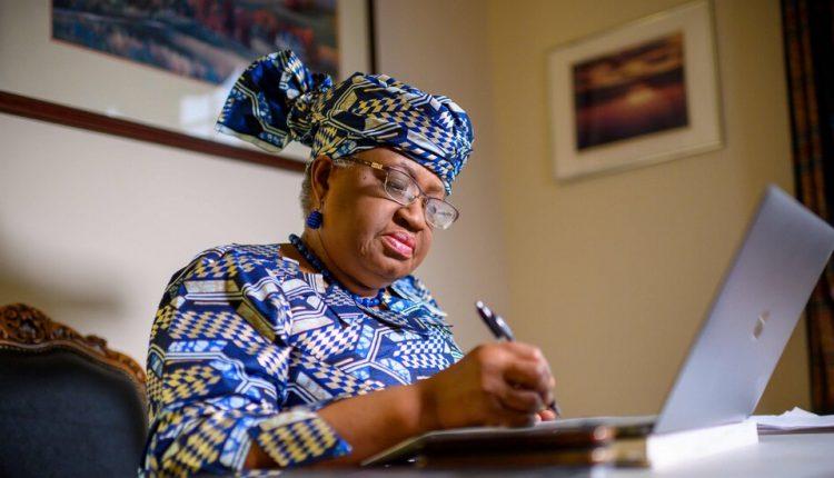 W.T.O. Officially Selects Okonjo-Iweala as Its Director General