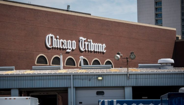Hedge Fund Reaches a Deal to Buy Tribune Publishing