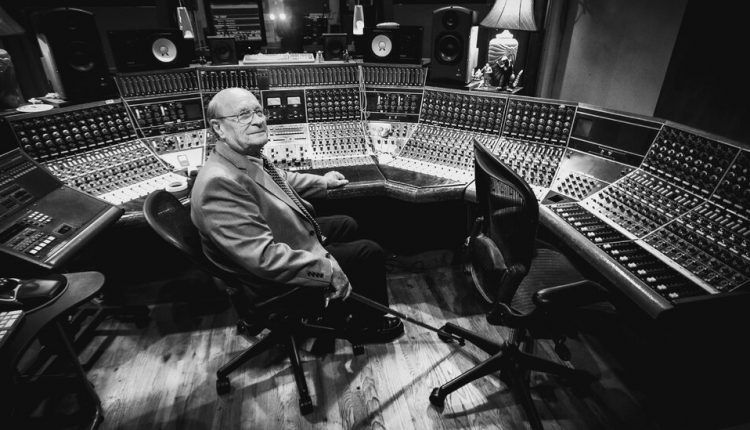 Rupert Neve, the Father of Modern Studio Recording, Dies at