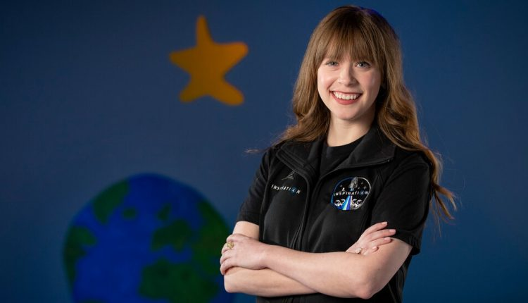 She Beat Cancer at 10. Now She'll Join SpaceX's First