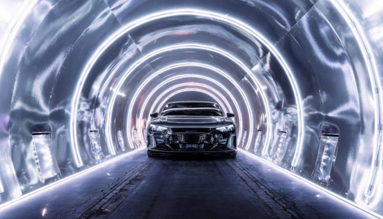 2021 e-tron GT Propels Audi Design Toward a Confident Electrified