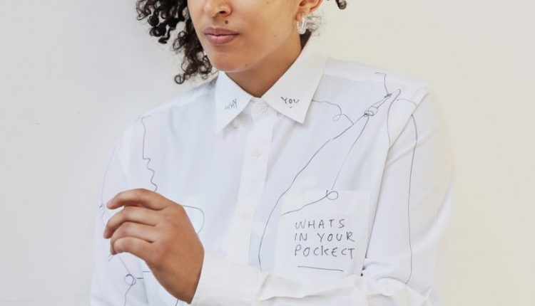 Friday Five With Shantell Martin