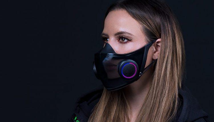 Razer Project Hazel Amplifies Personal Protective Gear Technology