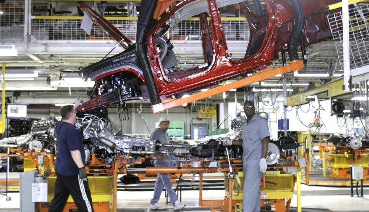 Detroit expands Covid vaccine eligibility to autoworkers