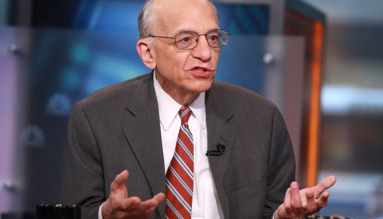 Nasdaq rebound will unravel, Wharton's Jeremy Siegel warns
