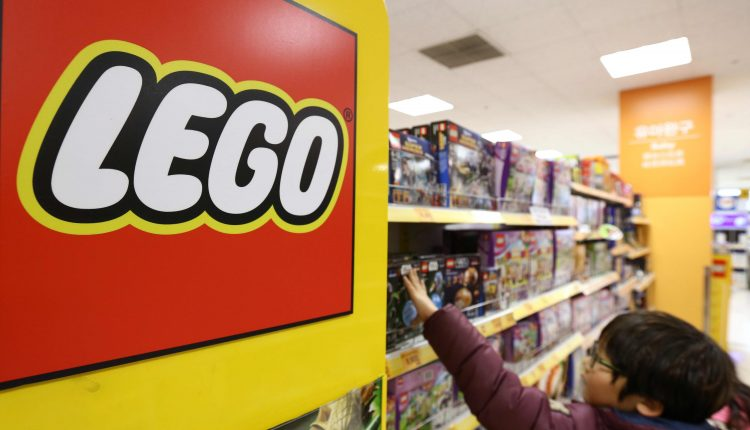 Lego sales soared in 2020, helped by e-commerce and China