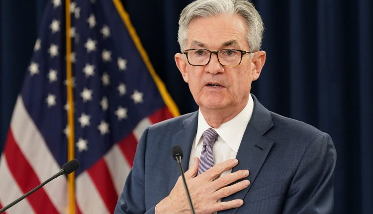 Fed Chairman Powell says economic reopening could cause inflation to