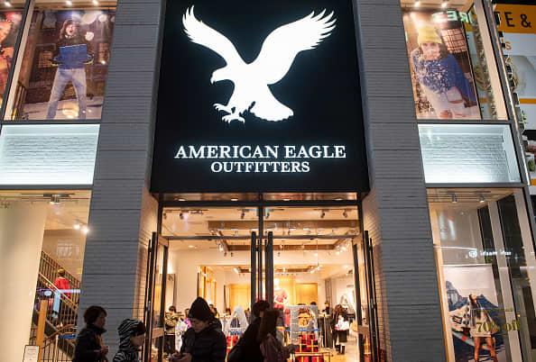 American Eagle, Snowflake, Vroom & more