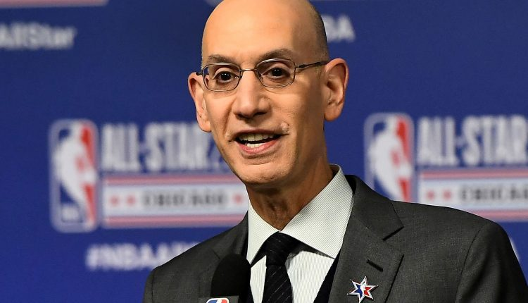 NBA Commissioner Adam Silver supports new league that pays high