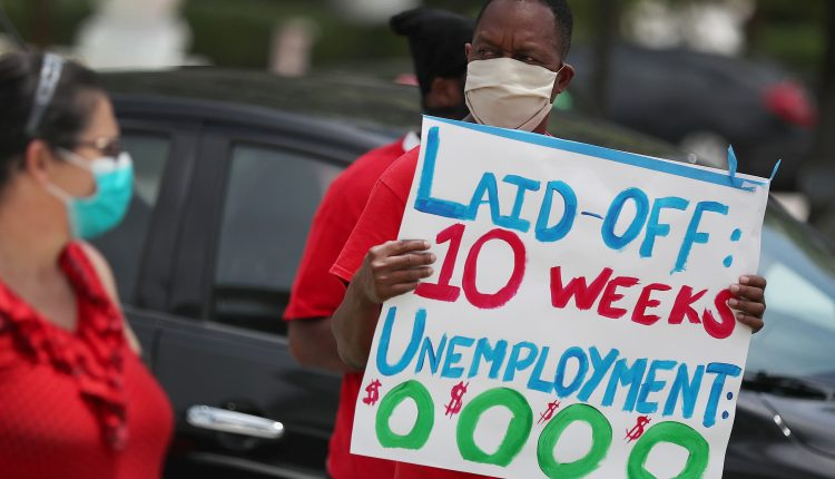 Unemployment system fell short during pandemic. It could buckle again