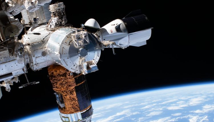 NASA Commercial LEO Destinations project for private space stations