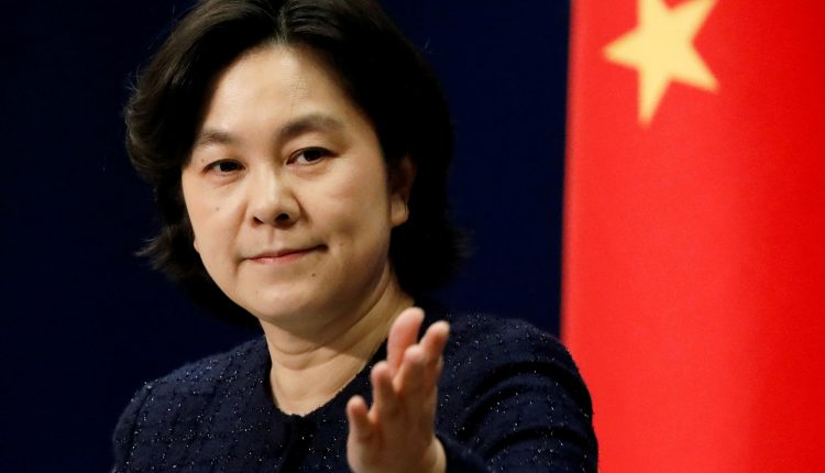 China slaps new sanctions on UK entities over 'lies and