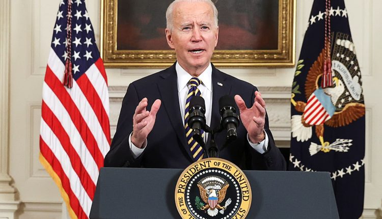 Biden expresses support for Amazon union vote in Alabama