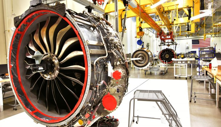 GE aircraft leasing unit to combine with rival lessor AerCap