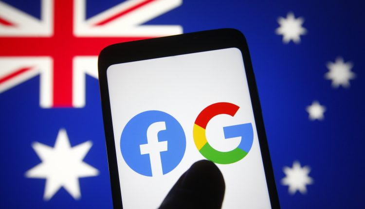 Australian Treasurer Josh Frydenberg on media law talks with Facebook