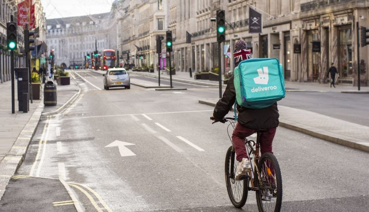 Deliveroo picks London for its blockbuster IPO