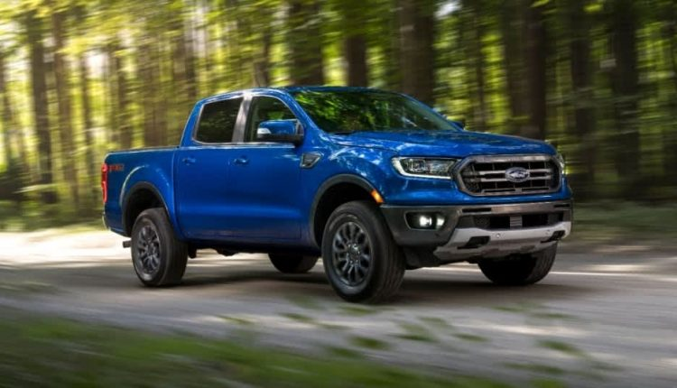 Ford quietly begins production of new small pickup in Mexico