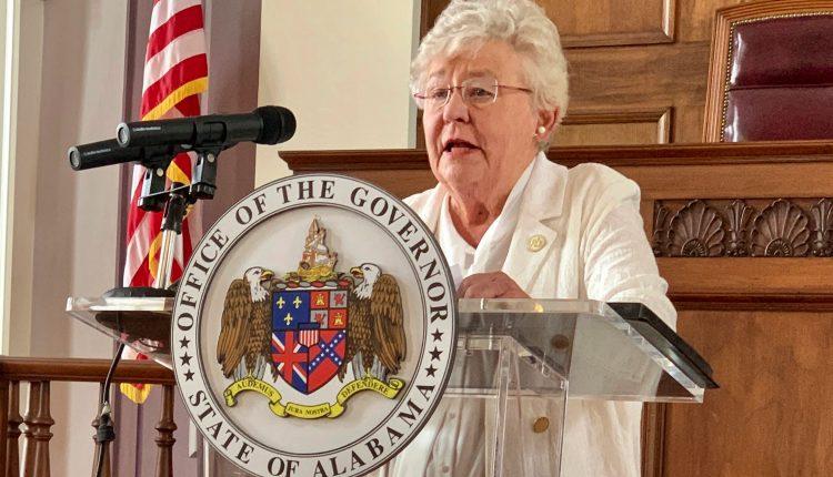 Alabama Gov. Ivey lifts statewide Covid mask mandate beginning April