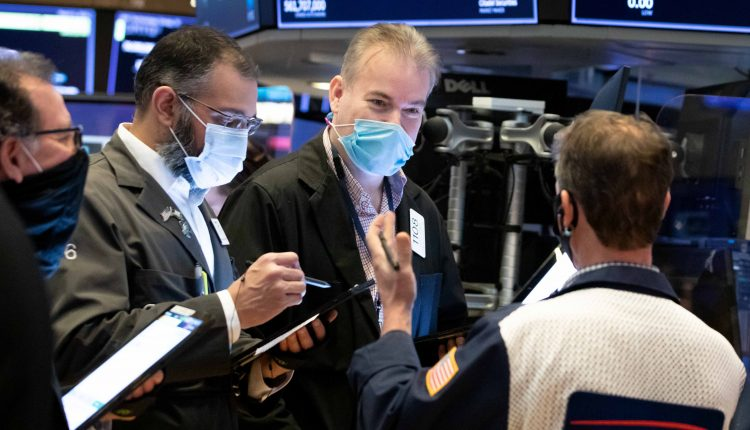 Dow futures rise more than 100 points after Senate passes