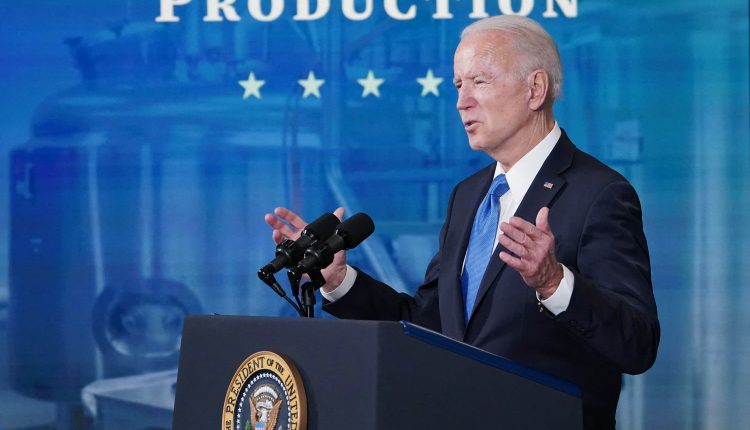 Biden says he will announce the 'next phase' of the