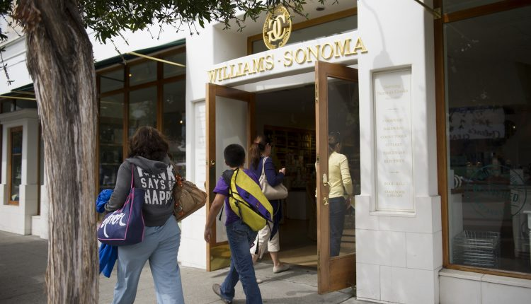 Williams-Sonoma earnings boosted by stay-at-home trends, shares rise
