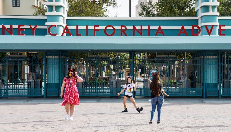 Disneyland to reopen on April 30, Disney CEO Bob Chapek