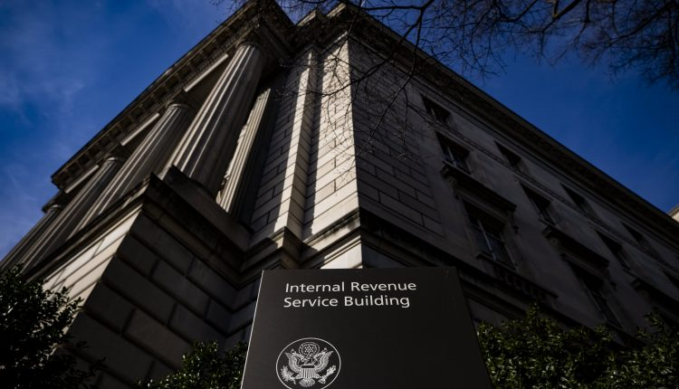 IRS had backlog of 12 million paper returns by Christmas,