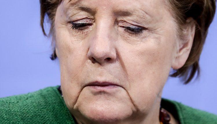 Germany's Merkel and CDU/CSU popularity falls during the pandemic