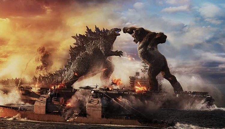 Godzilla vs. Kong China box office headed for strong opening